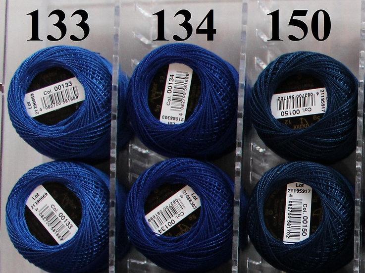 0134 Anchor Pearl 12 Cotton
