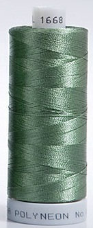 1668 Madeira Polyneon 40 Embroidery Thread