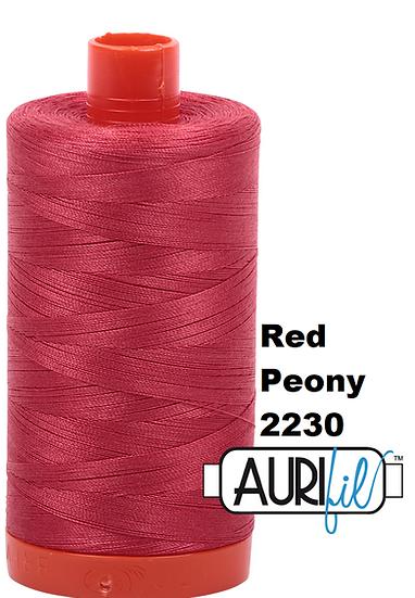 2230 Aurifil Thread 50 Wt 100% Cotton
