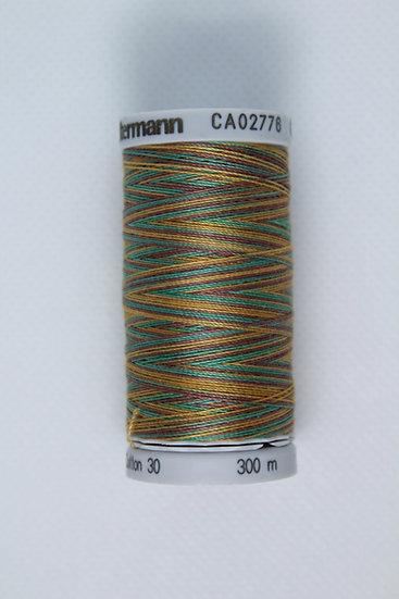 4114 Gutermann Cotton 30 Variegated