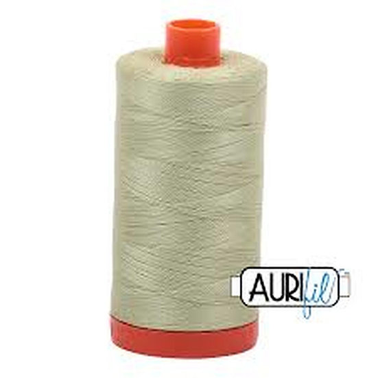 2886 Light Avocado Aurifil Thread 50 Wt 100% Cotton
