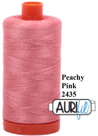 2435 Aurifil Thread 50 Wt 100% Cotton