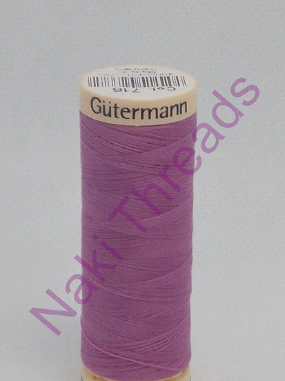 # 716 Gutermann Sew-All Thread