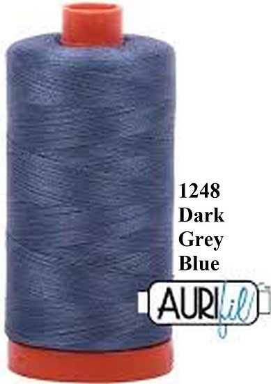 1248 Aurifil Thread 50 Wt 100% Cotton