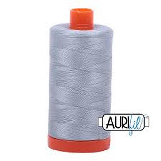 2612 Artic Sky  Aurifil Thread 50 Wt 100% Cotton