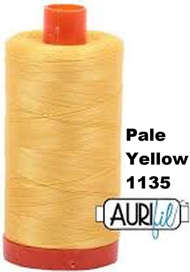 1135 Aurifil Thread 50 Wt 100% Cotton