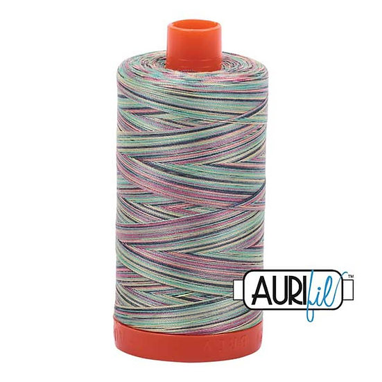 3817 Marrekesh Aurifil Thread 50 Wt 100% Cotton