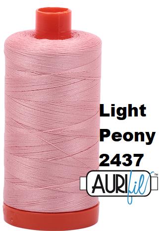 2437 Aurifil Thread 50 Wt 100% Cotton