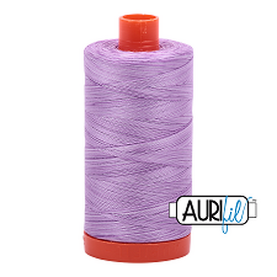 3840 French Lilac Aurifil Thread 50 Wt 100% Cotton