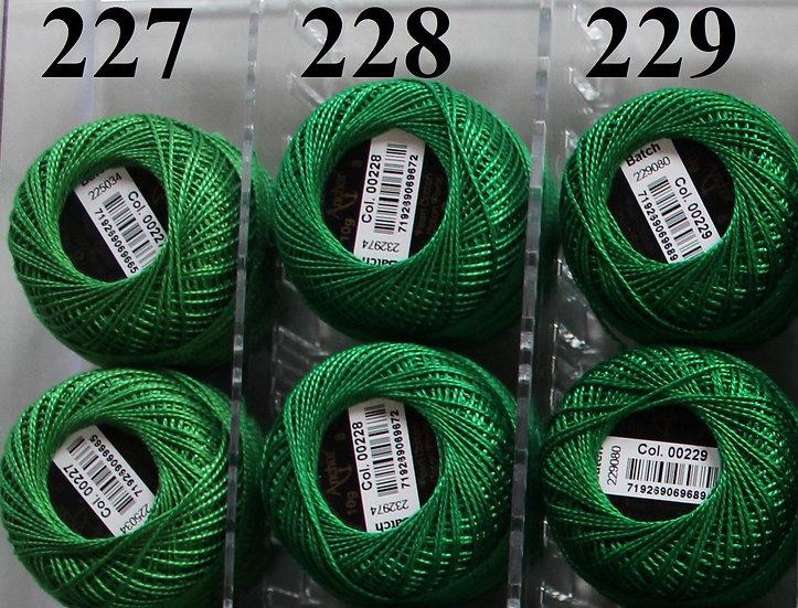 0227 Anchor Pearl 8 Cotton