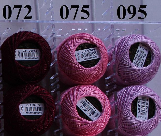 0075 Anchor Pearl 8 Cotton