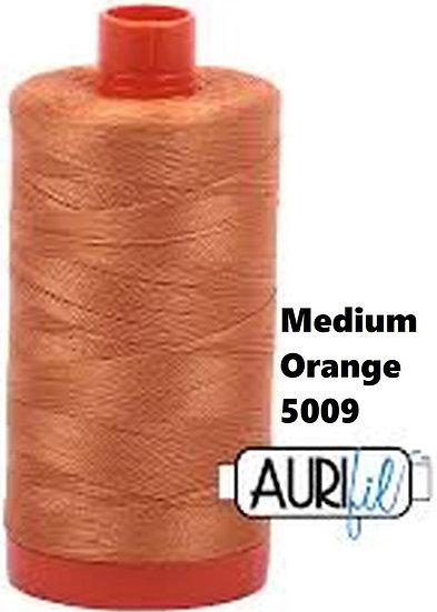 5009 Aurifil Thread 50 Wt 100% Cotton