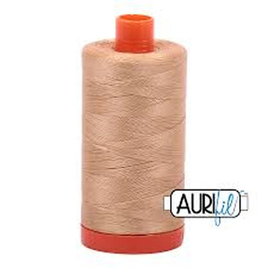 2318 Cachemire Aurifil Thread 50 Wt 100% Cotton