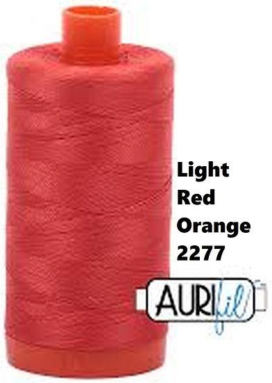 2277 Aurifil Thread 50 Wt 100% Cotton