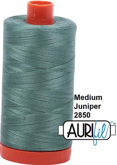 2850 Aurifil Thread 50 Wt 100% Cotton