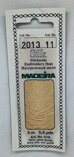 2013 Madeira Silk
