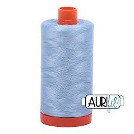 2715 Robins Eggs  Aurifil Thread 50 Wt 100% Cotton