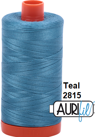 2815 Aurifil Thread 50 Wt 100% Cotton