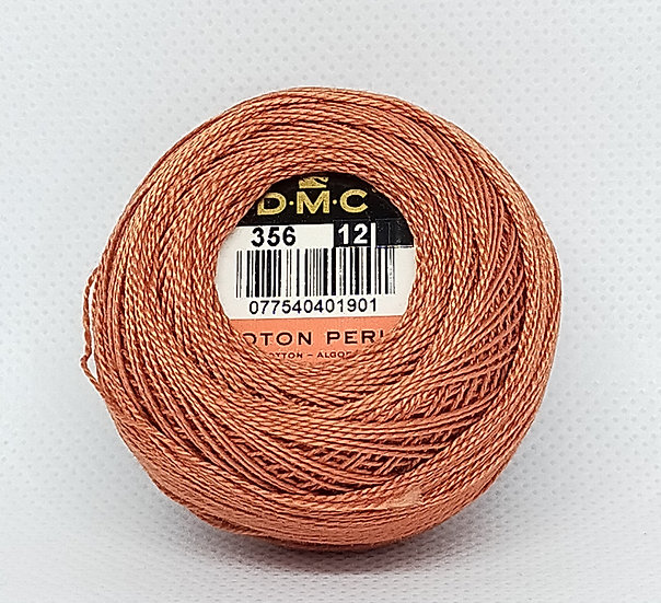0356  DMC Pearl 12 10g 120 Mtr Balls