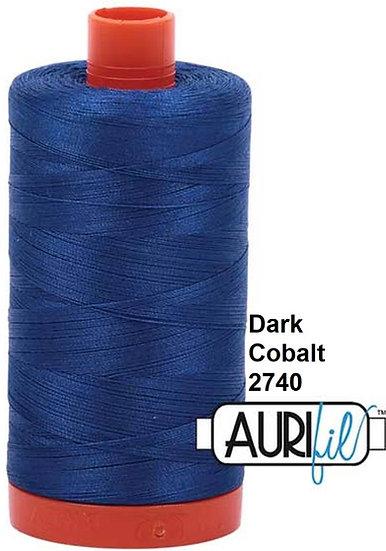 2740 Aurifil Thread 50 Wt 100% Cotton