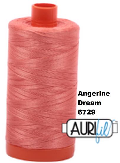 6729 Aurifil Thread 50 Wt 100% Cotton