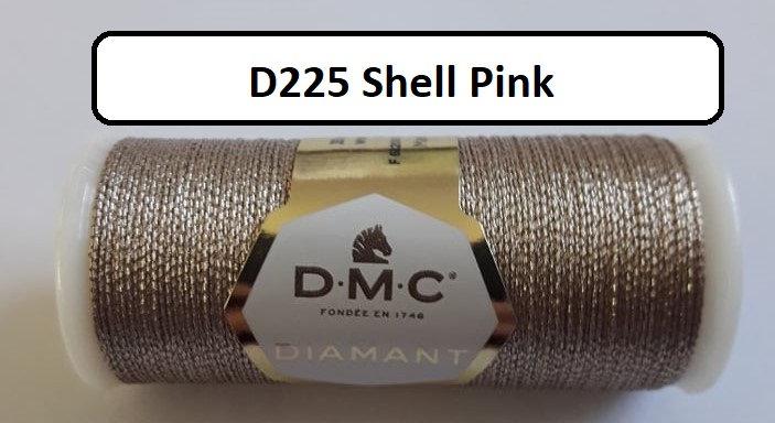 225 DMC  Diamant Metallic Thread
