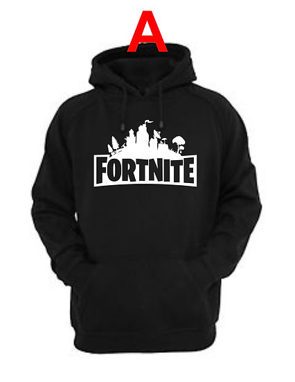 Fortnite Hoodie Children Size 4 to 14