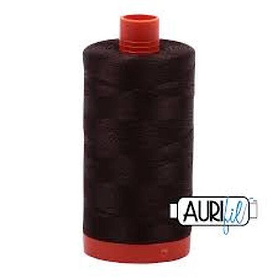 5024 Dark Brown Aurifil Thread 50 Wt 100% Cotton