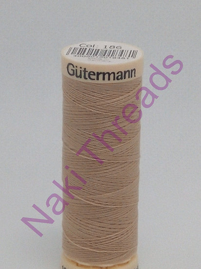 # 186 Gutermann Sew-All Thread