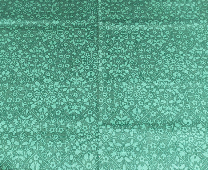 LB0477  Liberty   Gated Shadow  Forest Green