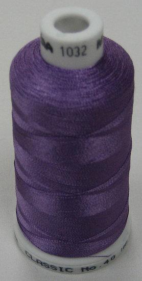 Madeira Rayon Classic 40 #1032 - Violet Velvet