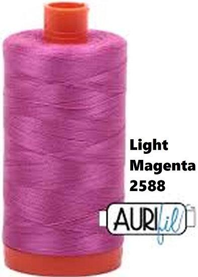 2588 Aurifil Thread 50 Wt 100% Cotton