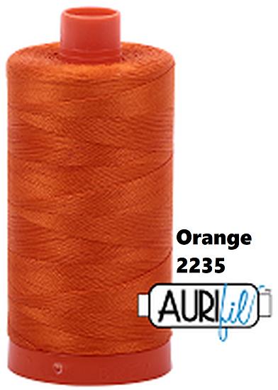 2235 Aurifil Thread 50 Wt 100% Cotton