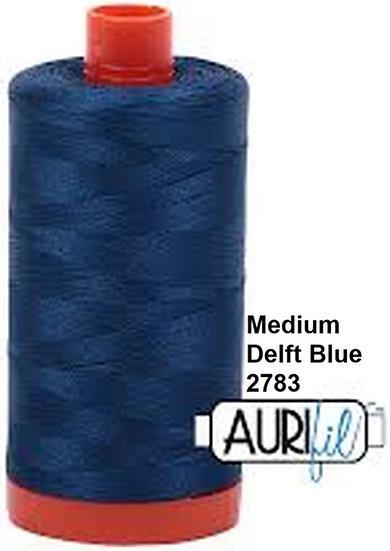 2783 Aurifil Thread 50 Wt 100% Cotton
