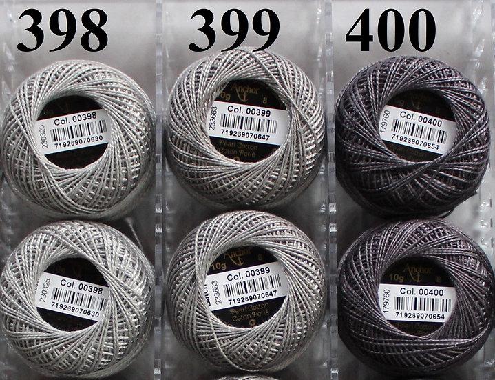 0399 Anchor Pearl 8 Cotton