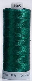 1985 Madeira Polyneon 40 Embroidery Thread