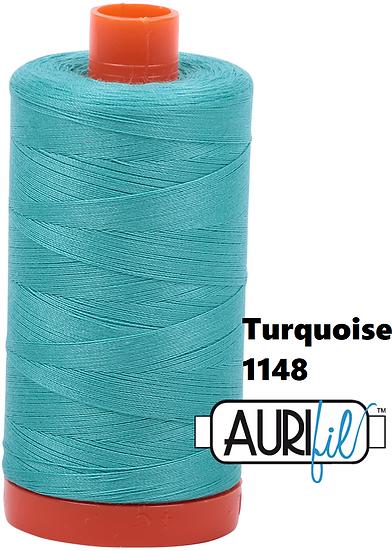 1148 Aurifil Thread 50 Wt 100% Cotton