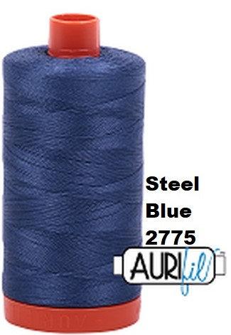 2775 Aurifil Thread 50 Wt 100% Cotton