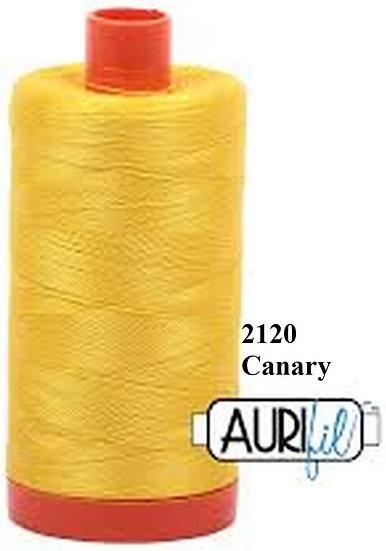 2120 Aurifil Thread 50 Wt 100% Cotton