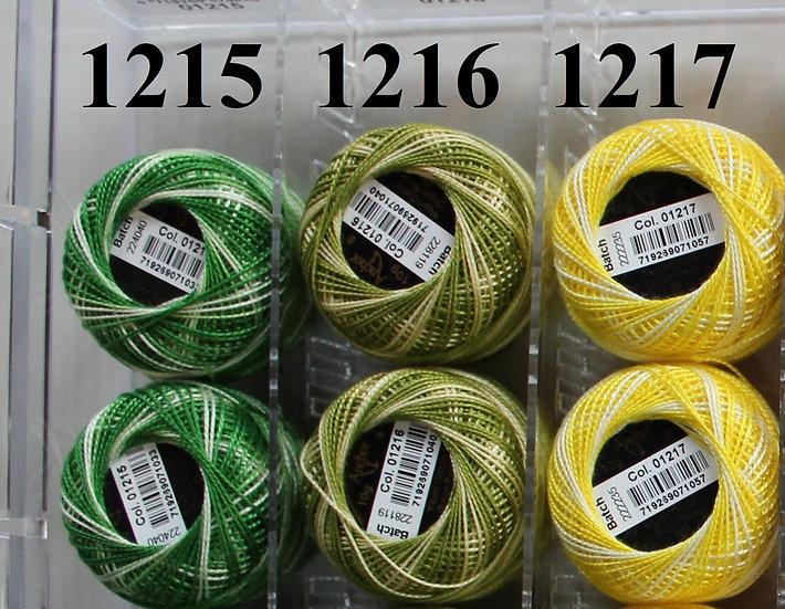1215 Anchor Pearl 8 Cotton