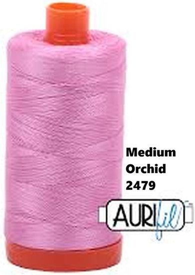 2479 Aurifil Thread 50 Wt 100% Cotton