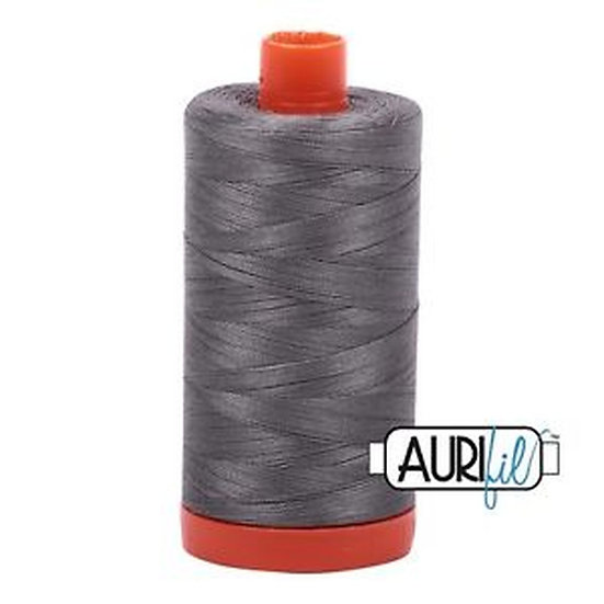 5004 Aurifil Thread 50 Wt 100% Cotton