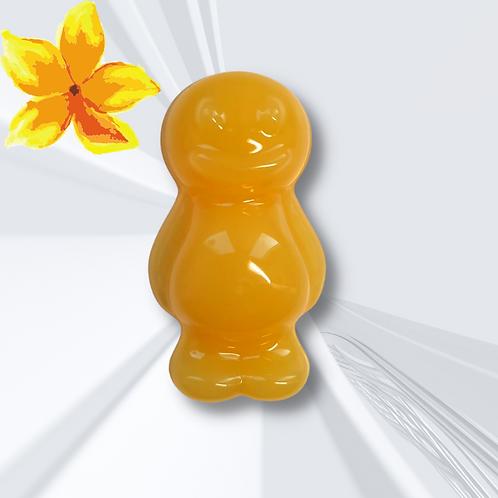 Custard Yellow Jelly Baby Magnet