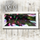 Thumbnail: Vista Framed Fluid Art (34x16cm)