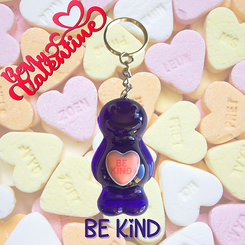 Be Kind Jelly Baby Keyring
