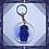 Thumbnail: Clear Back Jelly Baby Keyring