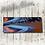 Thumbnail: Metallic Blues (20x50cm)