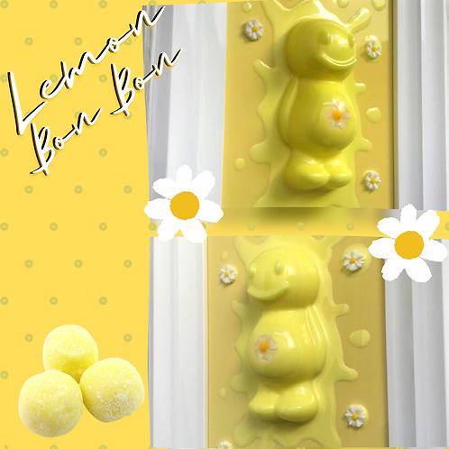 Lemon Bon Bon Baby Jelly Baby Picture (24.5x29cm)