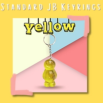Jelly Baby Keyring