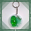 Thumbnail: Dad White Back Jelly Baby Keyring